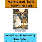 Halloween with Morris and Boris Literature Unit