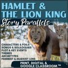 Hamlet and The Lion King - Media Comparison Assignment