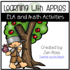 Hands-On Learning with Apples {Math, Science, & Writing}