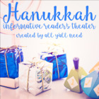 Hanukkah Informative Reader's Theater