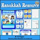 Hanukkah Resource Pack- Posters and More!