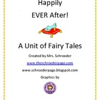 Happily Ever After-A Unit of Fairy Tales