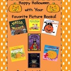 Happy Halloween with Your Favorite Picture Books!