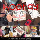 Happy, Happy, 100th Day-A Common Core Activity Pk by Kim A