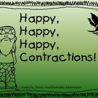 Happy Happy Happy Contractions!
