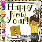 Happy New Year: Literacy & Math Activities!