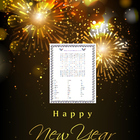 Happy New Year Word Search Activity