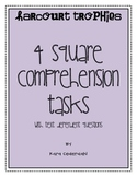 Harcourt Trophies 4 Square Comprehension Tasks