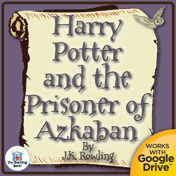 Harry Potter and the Prisoner of Azkaban Novel Unit CD ~ C