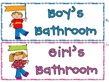 Beautiful Boys Bathroom Pass Pictures Home Design Ideas