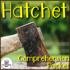 Hatchet Comprehension Question Packet