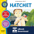 Hatchet Gr. 5-6 - Common Core Aligned
