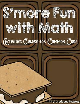 S'more Fun with Math--First Grade and Fabulous