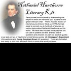 Hawthorn Teacher Kit Lesson Plan