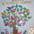 Hazel's Reading Roost: Reading Strategies Bulletin Board