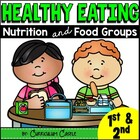 Healthy Eating: Fruit and Vegetable Nutrition Mini Unit!