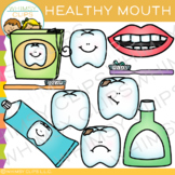 Healthy Mouth Clip Art