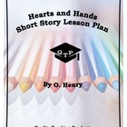 Hearts and Hands Lesson Pack Theme Worksheets Answer Key O. Henry