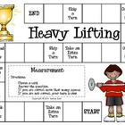 Heavy Lifting -- Mass/Volume Game