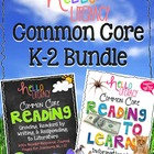 Hello Common Core Reading BUNDLE: RL & RIT Packs {K-2}