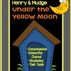 Henry & Mudge: Under the Yellow Moon - Interactive Journal