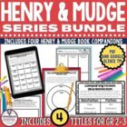 Henry and Mudge Guided Reading Units Bundle