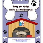 Henry and Mudge Reading Response