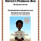 """Henry's Freedom Box"", by E. Levine, Comp. Questions and Projects"