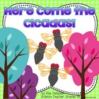 Here Come the Cicadas!