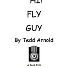 Hi! Fly Guy and Shoo, Fly Guy Book Units Combo Pack