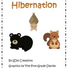Hibernation Unit: Literacy & Math Activities