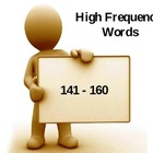 High Frequency Sight Words Set #4- FREE!