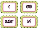 "High Frequency Words Game ""CRACK!"" Dolch Pre-Primer Words"