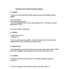 """High Performance Math Lesson Template"""