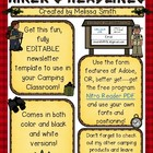 Hiker's Headlines Newsletter Template