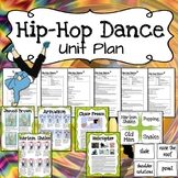 Hip-Hop Dance Unit Bundle