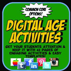 History, Reading and Writing Activities & Graphic Organizers