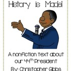 History is Made - a Barack Obama nonfiction text
