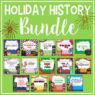 History of Holiday Discounted BUNDLE