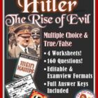 Hitler: The Rise of Evil Movie Questions Set  (Examview + Word)