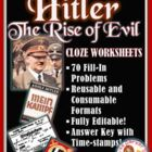 Hitler: The Rise of Evil Movie Viewing Worksheet -- Fill-i