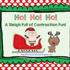 Ho!  Ho!  Ho!  A Sleigh Full of Contraction Fun!