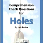 Holes Study Guide Questions - Entire Novel