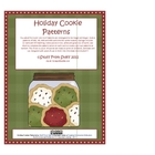 Holiday Cookie Patterns