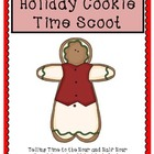 Holiday Cookie Time Scoot Game