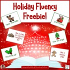 Holiday Fluency Freebie
