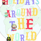 Holidays Around the World: Common Core Thematic Essentials
