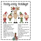 Holly Jolly Holidays! Cross-Curricular ways to Celebrate t