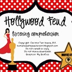 Hollywood Feud: A Listening Comprehension Activity