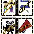 Hollywood LIteracy Stations